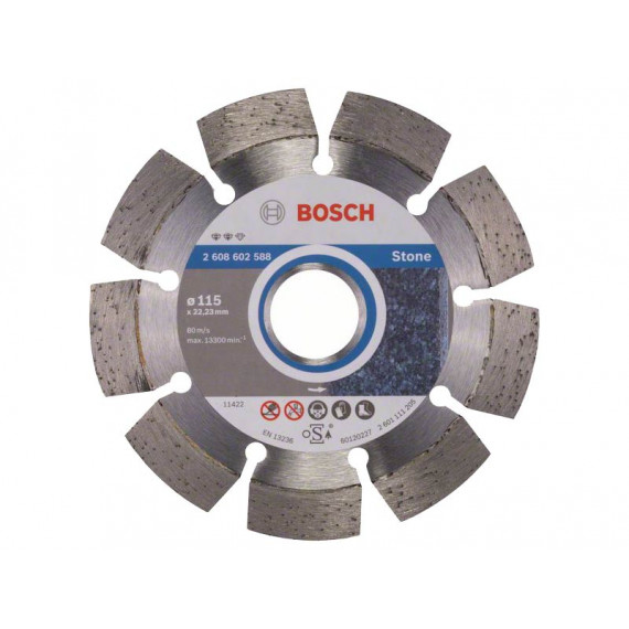 Bosch Expert for Stone 115mm