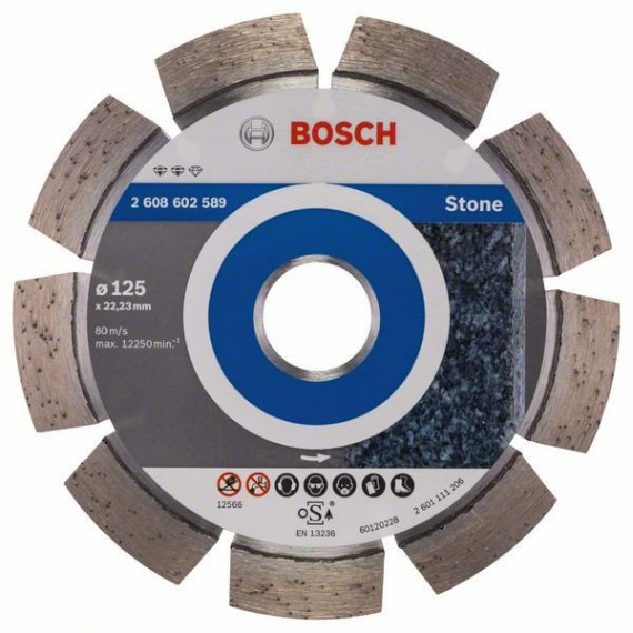 Bosch Expert for Stone 125mm