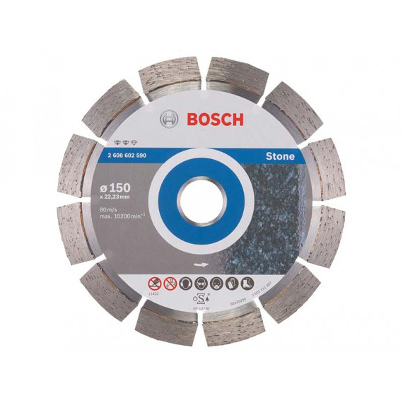 Bosch Expert for Stone 150mm