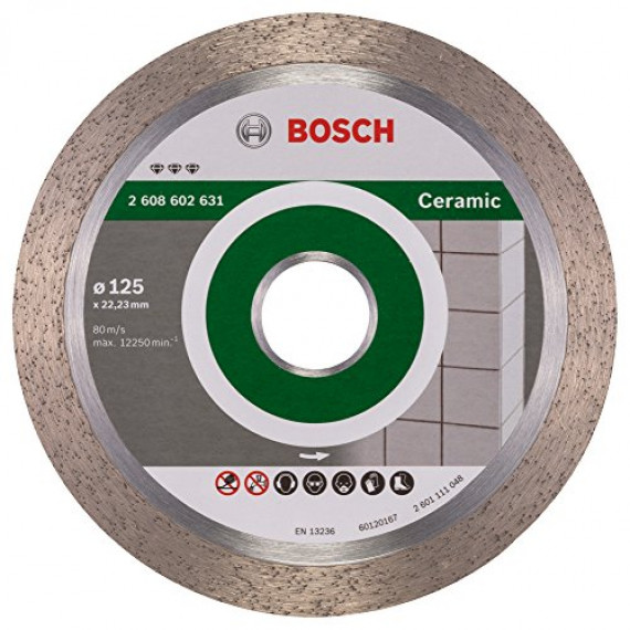 Bosch Best for Ceramic 125mm