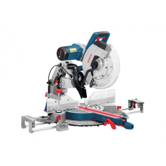 Scie à onglets radiale Bosch & Gehrungssäge GCM 12 GDL Professional