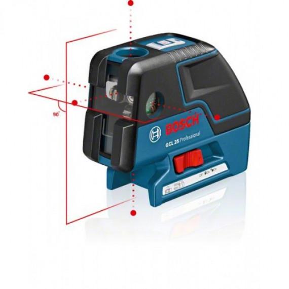Niveau laser Bosch GCL 25 + BS150 Professional