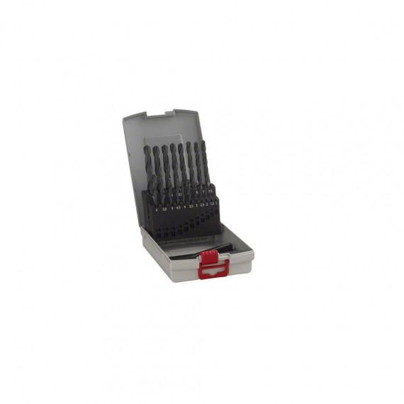 Bosch HSS-R-Metallbohrer Set