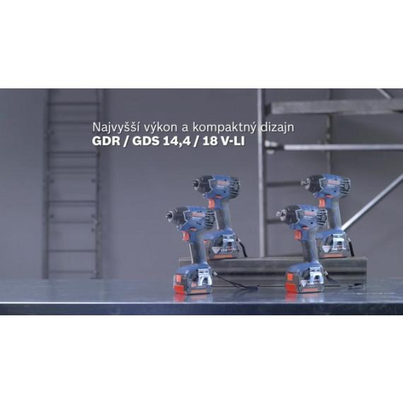 Bosch GDR 18 V-LI Professional