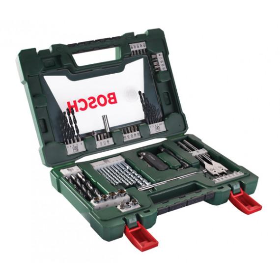 Embout de vissage Bosch 68 piècees V-Line Foret- und Bit-Set