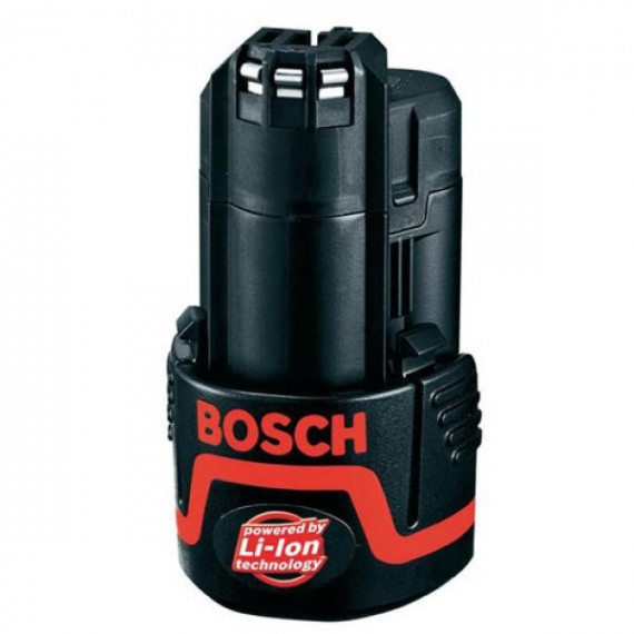 Batteries Bosch 10,8 V/1,5 Ah