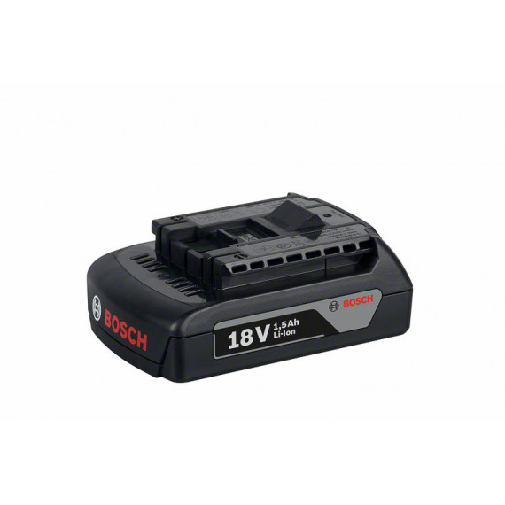 Batteries Bosch 18 V/1,5 Ah