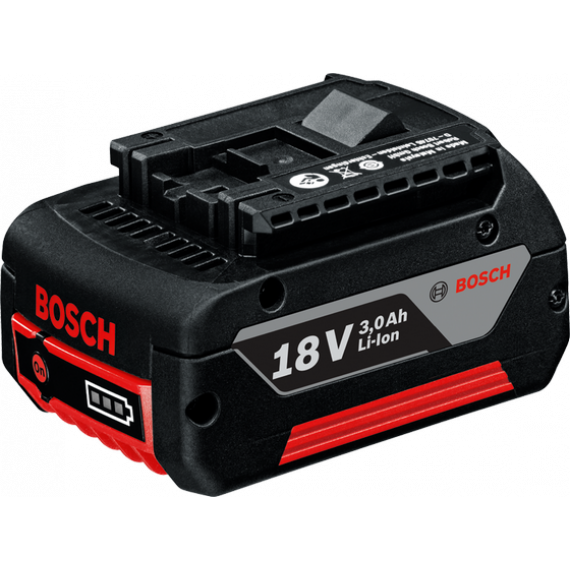 Batteries Bosch 18 V/3,0 Ah
