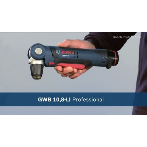 Perceuse Bosch GWB 10,8/12-LI Professional