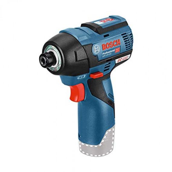 Bosch Professional BOSCH Professional Visseuse à Chocs sans Fil GDR 12V-110 Solo Carton/ 06019E0002 Bleu M12, M4