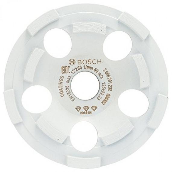 Bosch Professional Bosch 2608201232 Meule assiette diamantée best for protective coating 125 x 22,23 x 4,5 mm