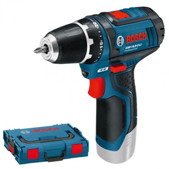 Visseuse Bosch GSR 10,8/12-2-LI Professional