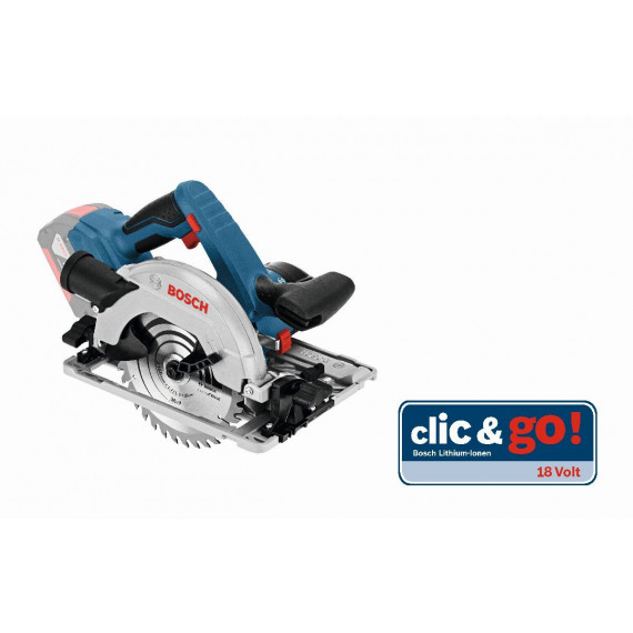 Scie circulaire Bosch GKS 18V-57G Professional