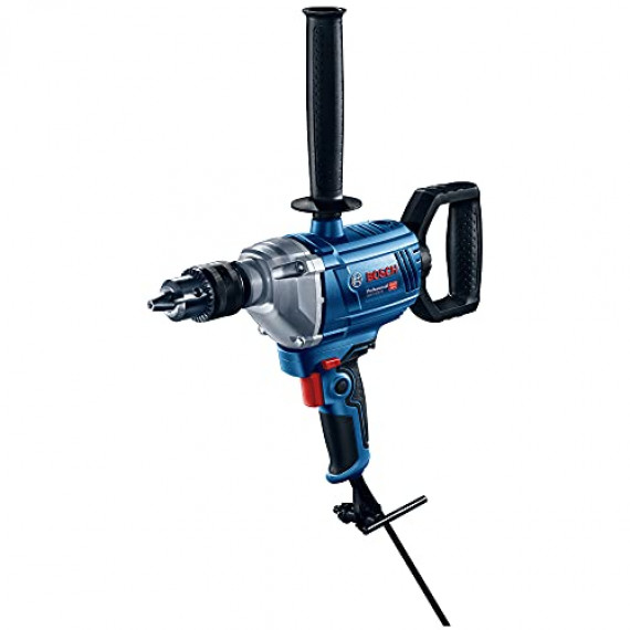 Bosch Professional Perceuse d'angle GBM 1600 RE (850W, Ø perçage bois 40 mm, Ø perçage acier 16 mm, Pack d'accessoires)