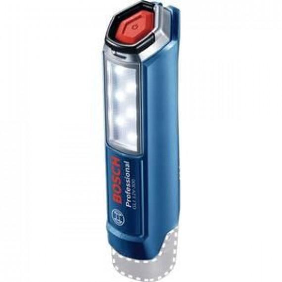 Bosch PROFESSIONAL Lampe sans fil 12V GLI 12V-300 solo (boite carton)