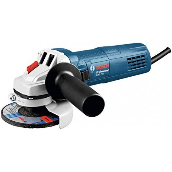 Bosch Professional Meuleuse Bosch professional GWS750-125 125 mm