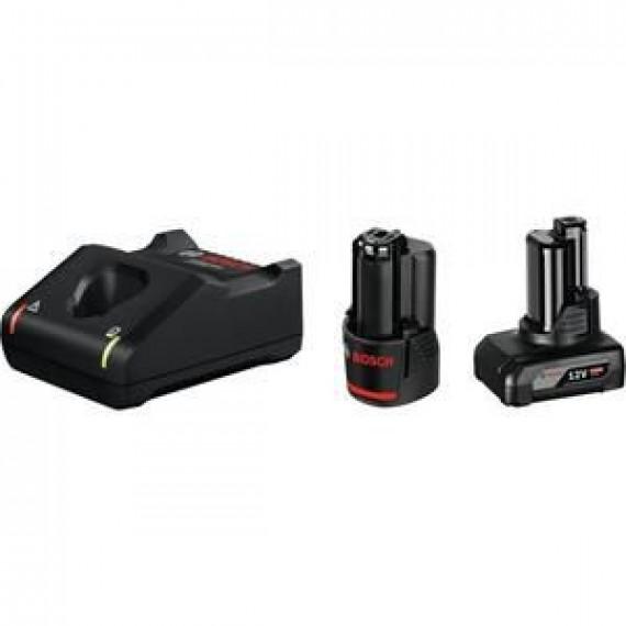 Bosch PROFESSIONAL Starter Set 1x GBA 12V 2.0Ah + GBA 12V 4,0 Ah + GAL 12V-40