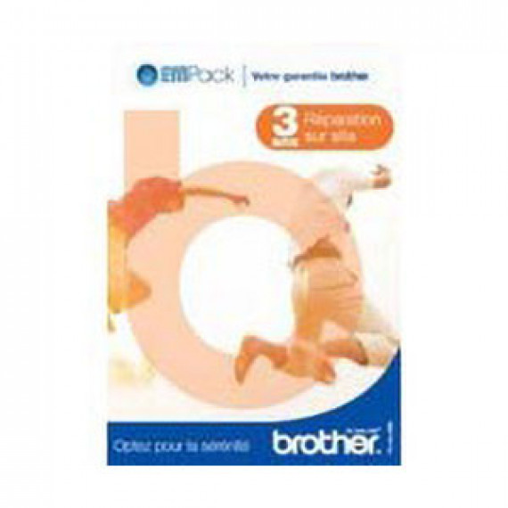 BROTHER Brother EffiPack - Extension de garantie 3 ans réparation technicien sur site (pour séries MFC-9000/DCP-9000) (FRANCE)