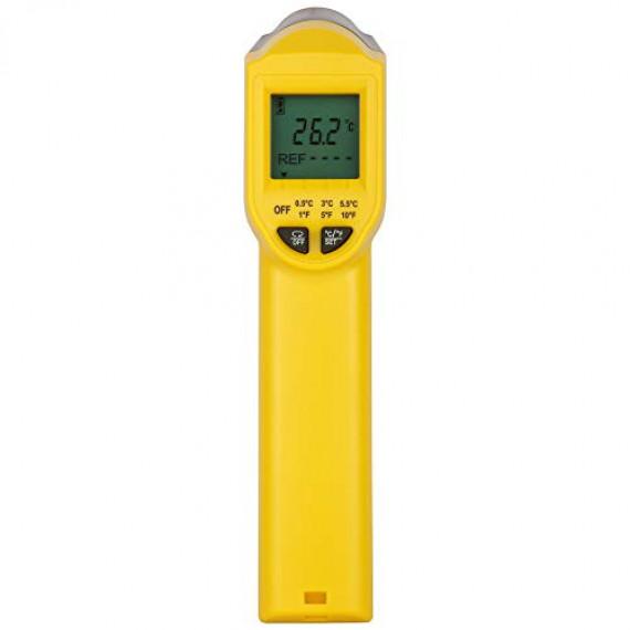 1Control Thermomètre infrarouge Stanley