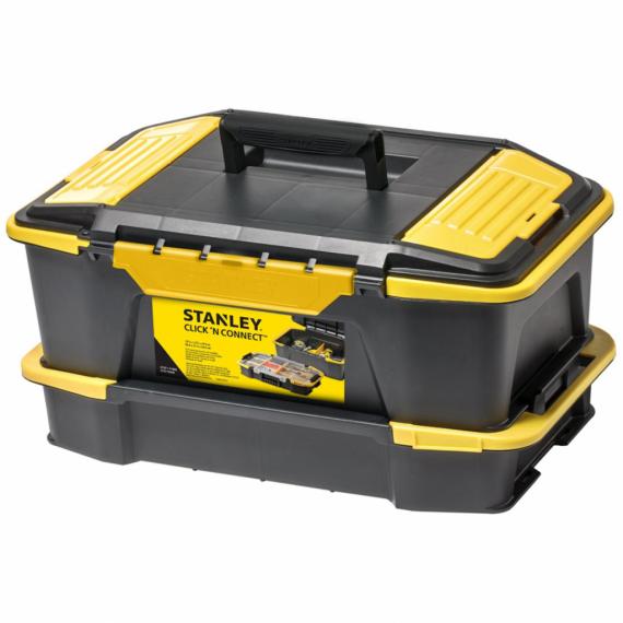 Stockage / Transport Stanley Werkzeugbox und Organizer