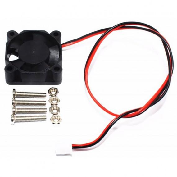 GENERIQUE Ventilateur 30 mm pour Raspberry Pi