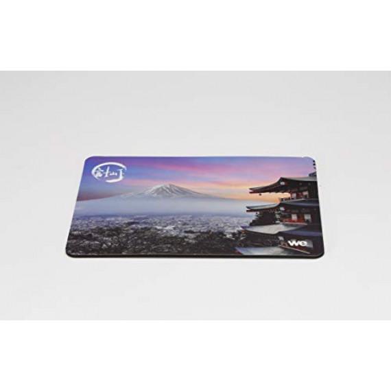 WE Tapis de souris  pack retail taille du tapis: 220x160x3mm motif mont fuji