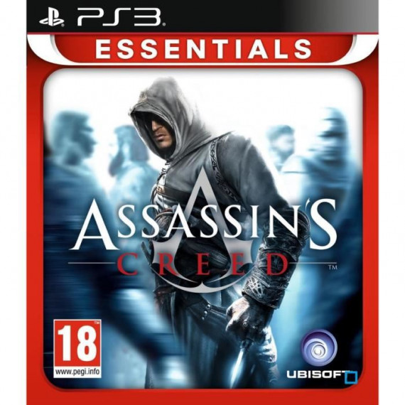 JUST FOR GAMES ASSASSIN'S CREED PS3