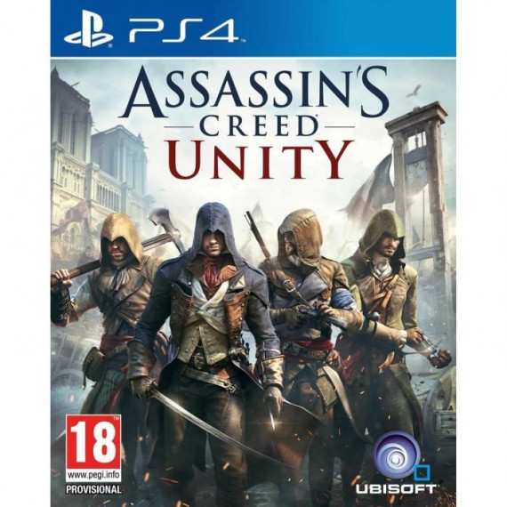 Ubisoft Assassin's Creed : Unity (PS4)