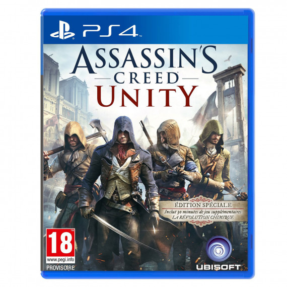 Assassin's Creed : Unity - Edition spéciale (PS4)