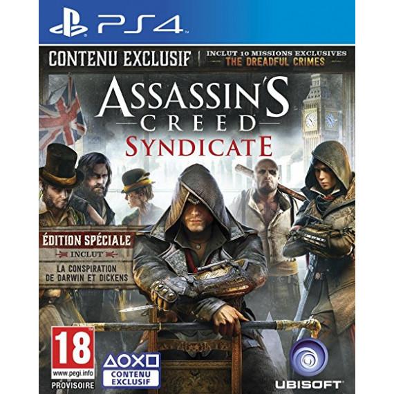 Ubisoft Assassin's Creed : Syndicate - Edition Spéciale (PS4) (Pré-commande - Sortie le 23 Octobre 2015)