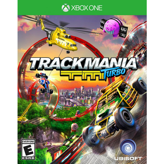 Ubisoft Trackmania : Turbo (Xbox One) (Pré-commande - Sortie le 31 Mars 2016)