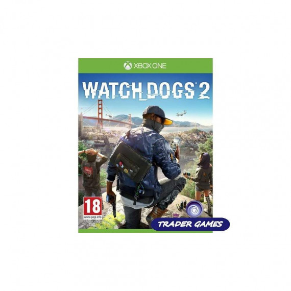 Ubisoft Watch_Dogs 2 (Xbox One)
