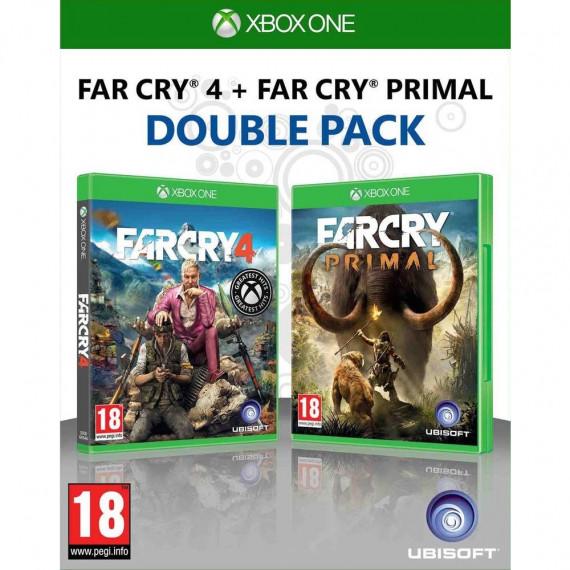 Ubisoft FARCRY4 + FARCRY PRIMAL XBOX1