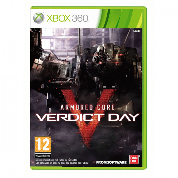 Bandai Namco Games Armored Core Verdict Day (Xbox 360)