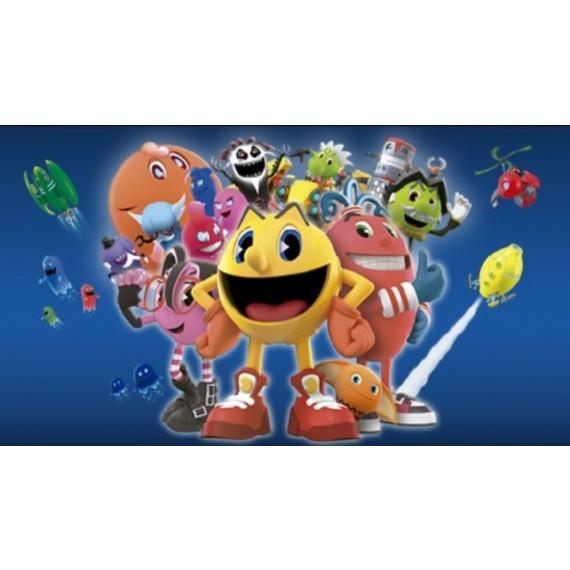 BANDAÏ PAC-MAN et les Aventures de Fantômes (Wii U)