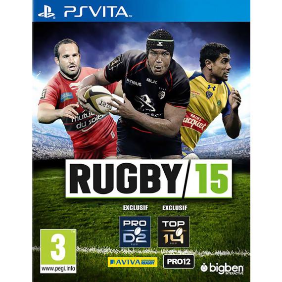 Bigben Interactive Rugby 15 (PS Vita)
