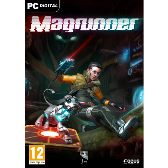 Focus Home Interactive Magrunner : Dark Pulse (PC)