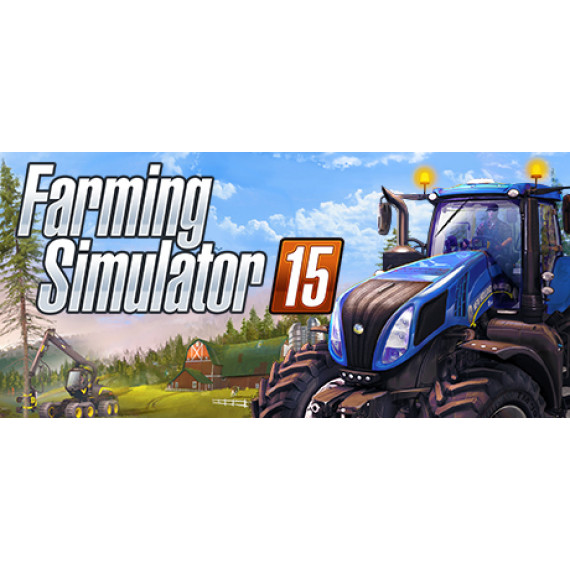 Focus Home Interactive Farming Simulator 15 - Edition Gold (PC)