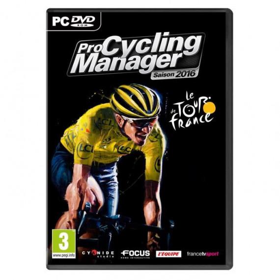 Pro Cycling Manager 2016 (PC) (Précommande - Sortie le 16 Juin 2016)
