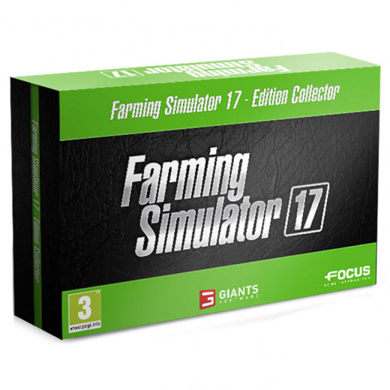 Focus Home Interactive Farming Simulator 17 - Édition Collector (PC)