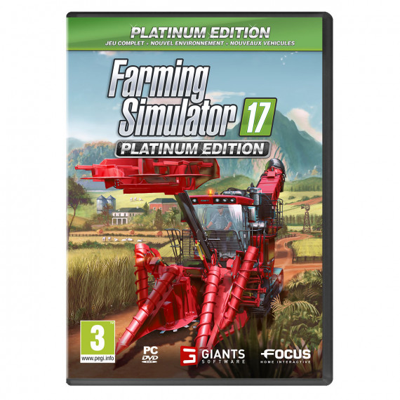 Focus Home Interactive Farming Simulator 17