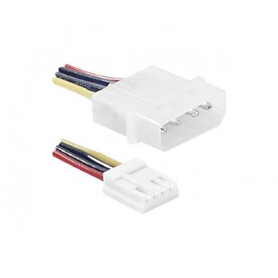 GENERIQUE Câble d'alimentation Molex / Floppy (20 cm)