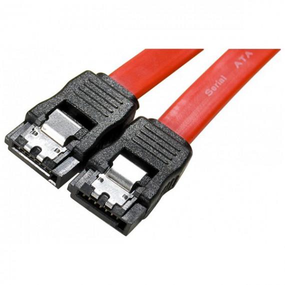 GENERIQUE Câble SATA avec verrou (50 cm)