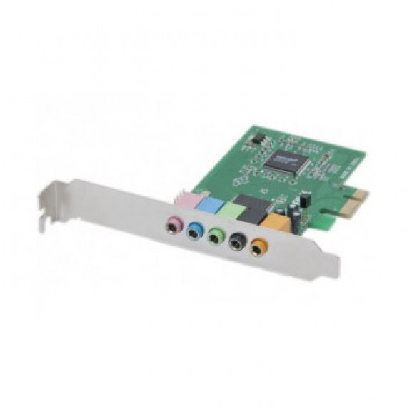 GENERIQUE Carte son 5.1 PCI Express