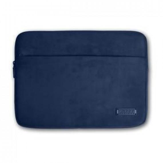 PORT DESIGN Housse ordinateur portable  Milano bleu