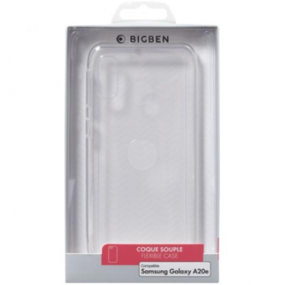 Bigben Interactive Coque en silicone transparente pour smartphone samsung A20 E