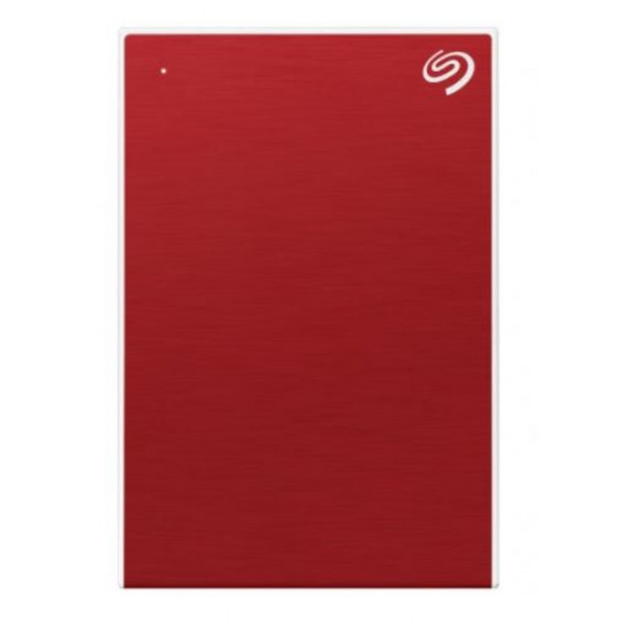 Seagate OneTouchPortable 1To red  One Touch Potable 1To USB 3.0 compatible with MAC and PC including data recovery service red