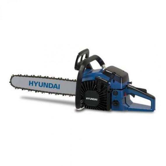 1Control Tronçonneuse thermique Hyundai Easy Start 53cc 50 cm