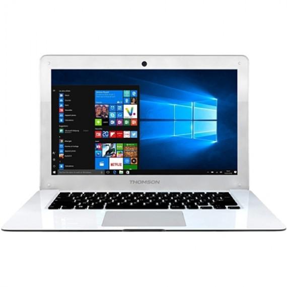 "Thomson Classic NB N3350 14i 4/64GB  Classic NoteBook Intel N3350 14inch 4GB 64GB eMMC 4000mAh W10H in S mode 2Y Intel Celeron  -  14"""