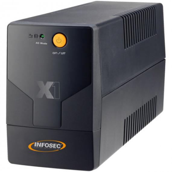 INFOSEC X1 EX-1000
